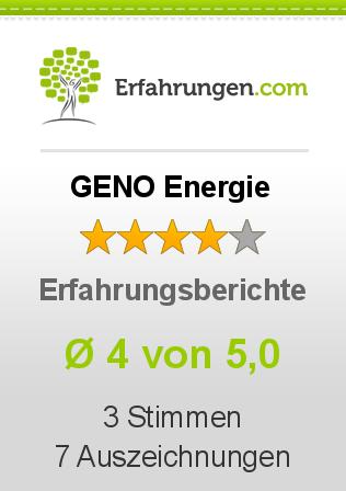GENO Energie Erfahrungen