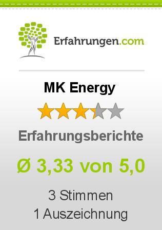 MK Energy Erfahrungen