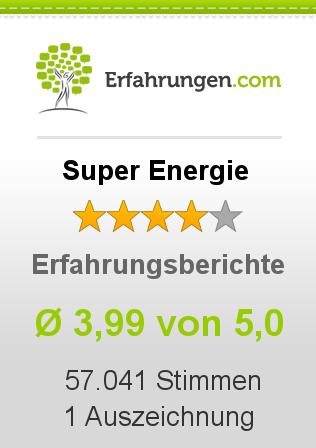 Super Energie Erfahrungen