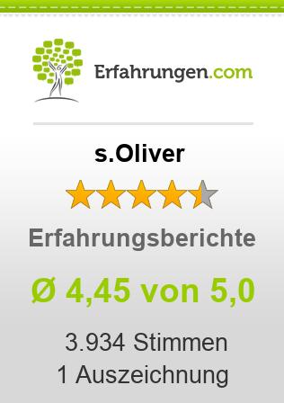 s.Oliver Erfahrungen