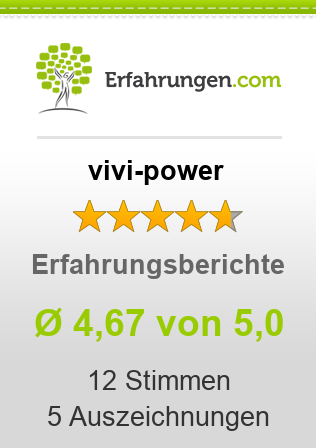 vivi-power Bewertungen
