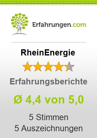 RheinEnergie Erfahrungen