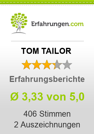TOM TAILOR Bewertungen
