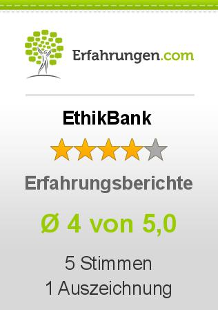 EthikBank Erfahrungen