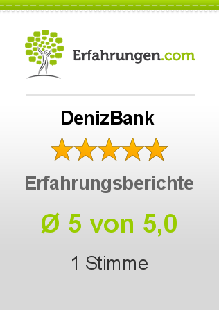 DenizBank Erfahrungen