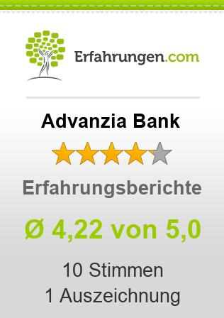 Advanzia Bank Erfahrungen