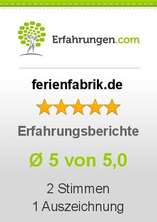 ferienfabrik.de Erfahrungen