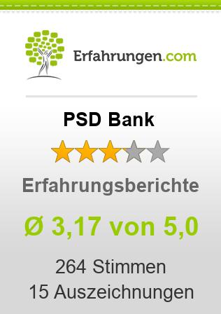 PSD Bank Erfahrungen