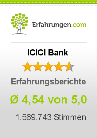 ICICI Bank Erfahrungen