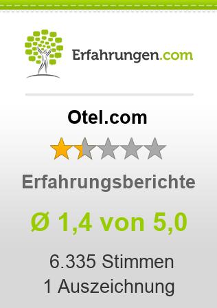 Otel.com Erfahrungen