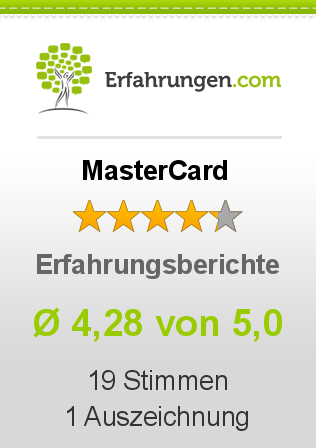 MasterCard Erfahrungen