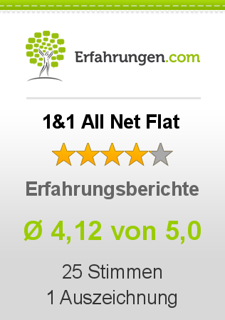 1&1 All Net Flat Erfahrungen
