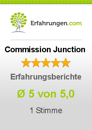 Commission Junction Erfahrungen