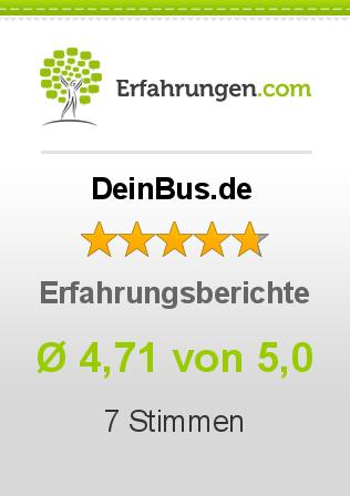 DeinBus.de Erfahrungen
