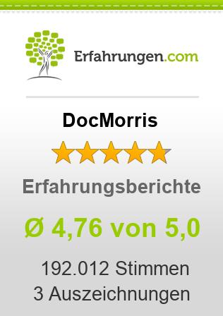 DocMorris Erfahrungen