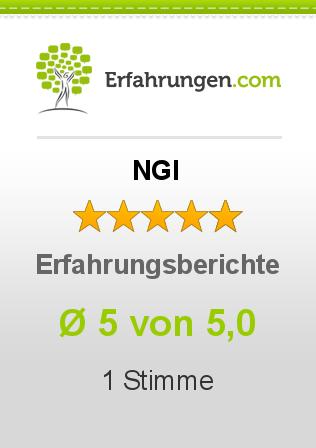 NGI Erfahrungen