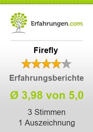 Firefly Erfahrungen