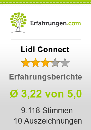 Lidl Connect Bewertungen