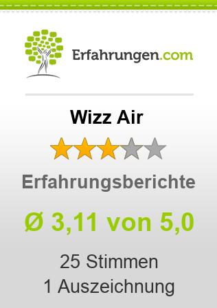Wizz Air Erfahrungen