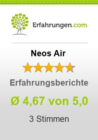 Neos Air Erfahrungen