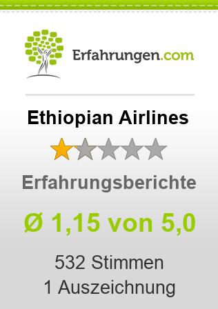 Ethiopian Airlines Erfahrungen