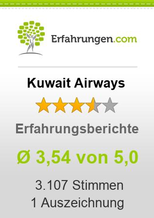 Kuwait Airways Erfahrungen