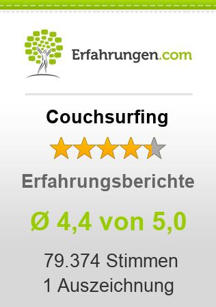 Couchsurfing Erfahrungen