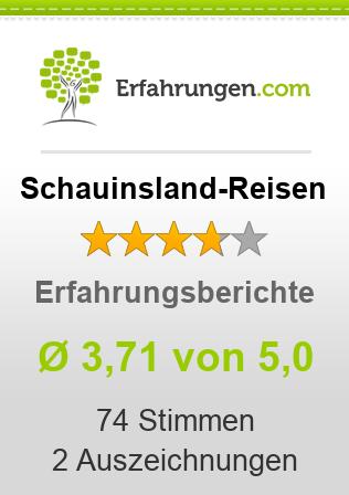 Schauinsland-Reisen Erfahrungen
