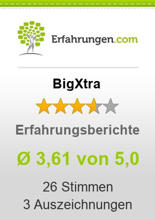 BigXtra Erfahrungen