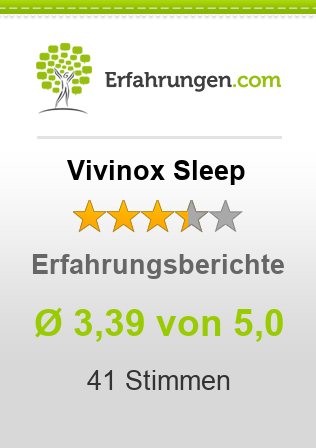 Vivinox Sleep Bewertungen