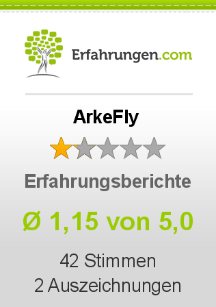 ArkeFly Erfahrungen