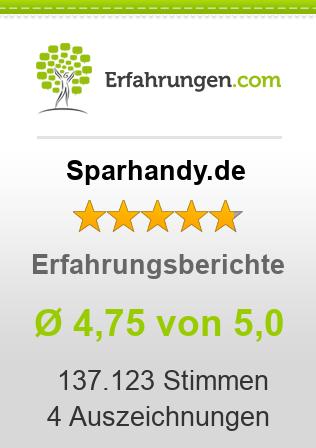 Sparhandy.de Erfahrungen