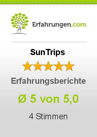 SunTrips Erfahrungen