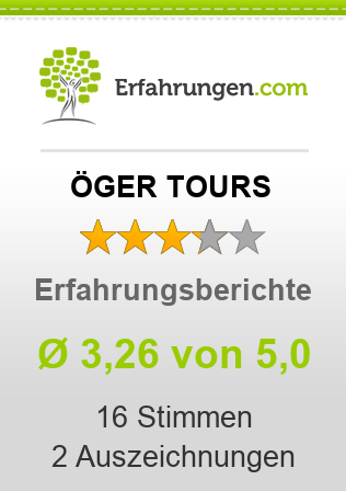 ÖGER TOURS Erfahrungen