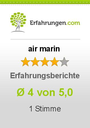 air marin Erfahrungen