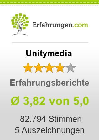 Unitymedia Erfahrungen