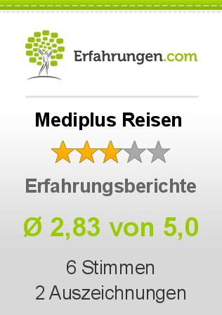 Mediplus Reisen Erfahrungen
