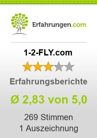 1-2-FLY.com Erfahrungen