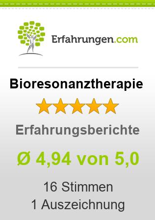 Bioresonanztherapie Erfahrungen