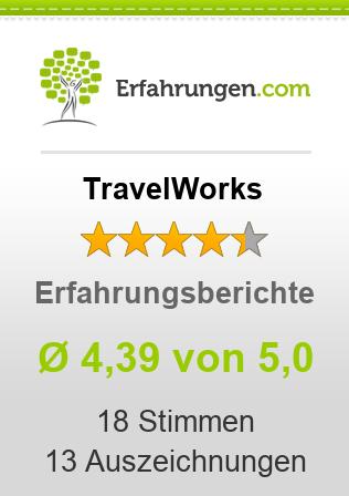 TravelWorks Erfahrungen