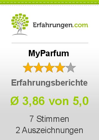 MyParfum Erfahrungen