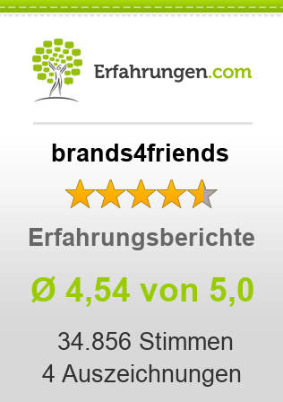 brands4friends Erfahrungen