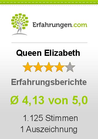 Queen Elizabeth Erfahrungen
