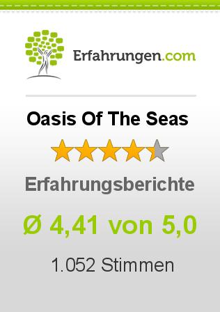 Oasis Of The Seas Erfahrungen