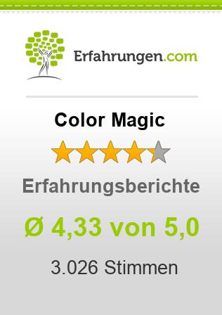 Color Magic Erfahrungen