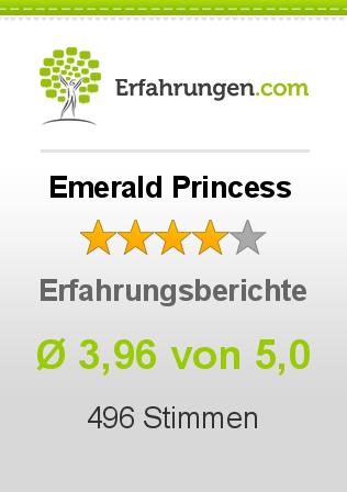 Emerald Princess Erfahrungen