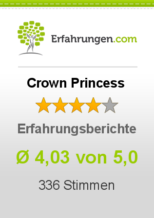 Crown Princess Erfahrungen