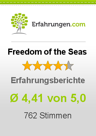 Freedom of the Seas Erfahrungen