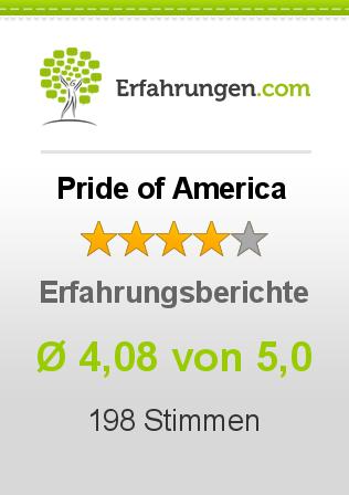 Pride of America Erfahrungen