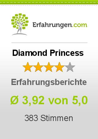 Diamond Princess Erfahrungen